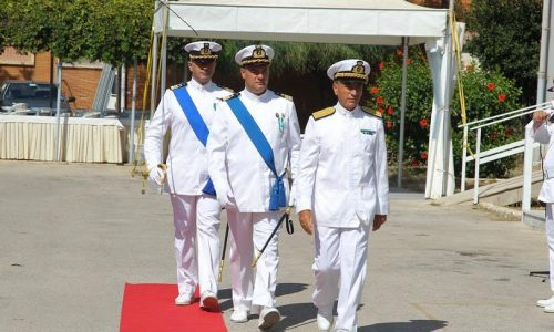 Rinaldo Di Martino nuovo comandante, alla Capitaneria di porto di Porto Empedocle