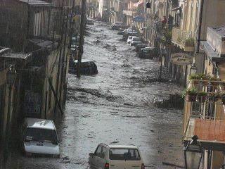 Alluvione in Sicilia . Fiero di essere Siciliano. Sandro Sciarratta