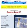 """Venerdì 2 agosto 2013 alle 21,30 sulla spiaggia di Punta Grande-Scala dei Turchi (Realmonte), al Lido Maragià, la libreria IL PAPIRO presenta """"Dove mi porti?"""" di Anna Burgio. Vi aspettiamo."""