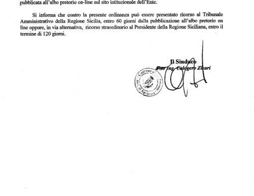 Disciplina della viabilità sulla s.p. 68 (località punta grande-scala dei turchi)