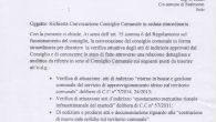 """IL Consiglio Comunale di Realmonte afferma Il consigliere Sciarrone Antonino """" viene riunito solo per un punto una lottizzazione come se vi fosse mancanza di argomentazioni e di punti all'O.D.G., […]"""