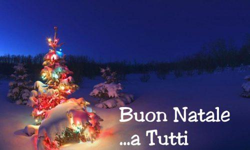 COMITATO SCAVUZZO: Buon Natale.