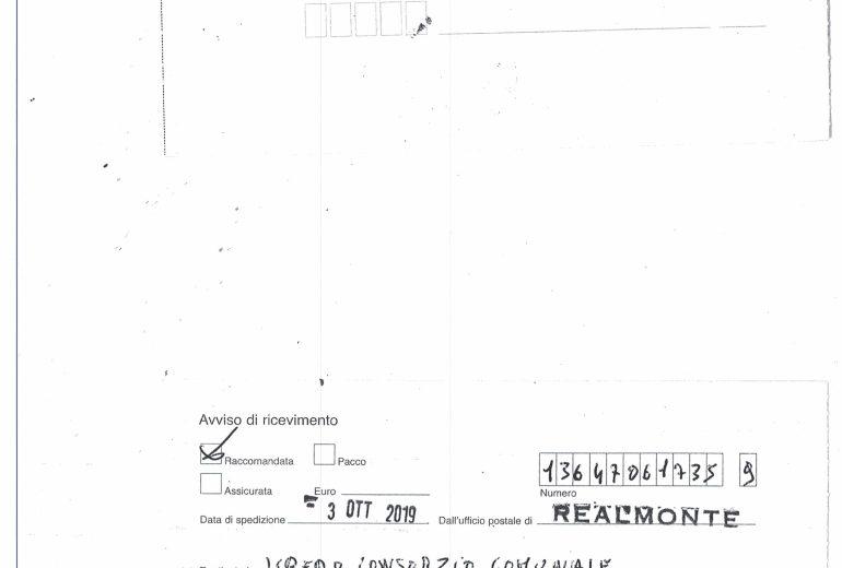 Realmonte: Sindaco Zicari e Provincia regionale di Agrigento Interrogazione proprietà canalone Punta grande.